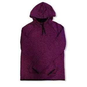 NWOT Nike Therma-Fit Patterned Hoodie
